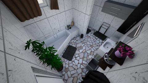My Design 1 - Minimal - Bathroom  - by Iman Veldhuijzen