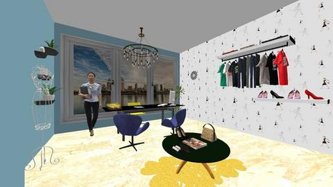 colour office  - Office - by NWD