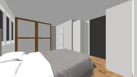 Main Bedroom_Option5 - Modern - Bedroom  - by MikeWingent