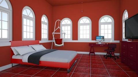 color pyschology - Bedroom  - by qamarandrews_2004