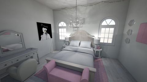 Glam Bedroom - Glamour - Bedroom  - by natalier370