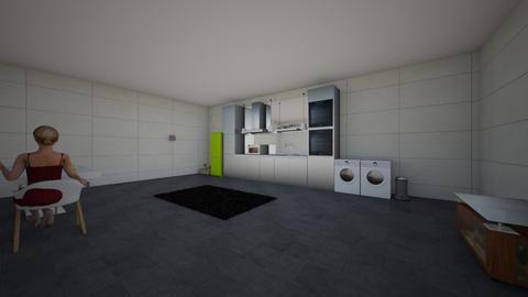 Kitchen 1 - Kitchen - by willrogeA