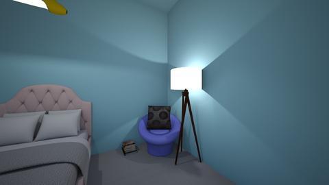 Bella Room - Bedroom - by SisterMoo