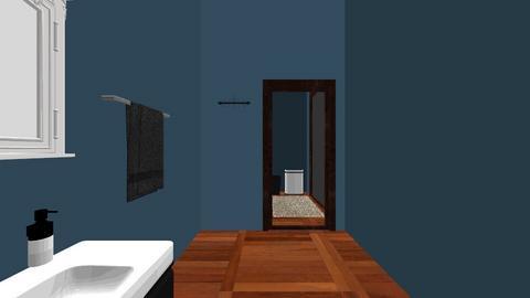 Bunker - Minimal - Kids room  - by snwildrose