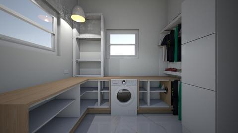UDO LAUNDRY - Bathroom  - by jfx