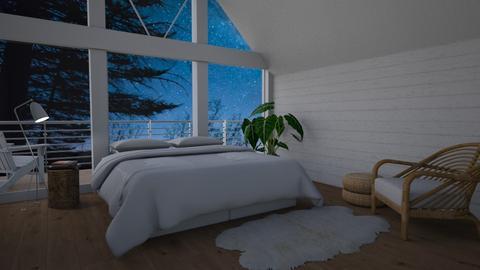 Night sky - Bedroom  - by Thrud45