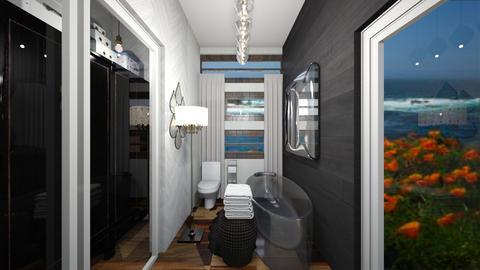 art decor - Vintage - Bathroom  - by decordiva1