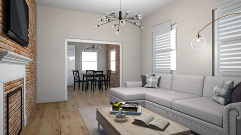 family living room - Living room  - by lsrrzn