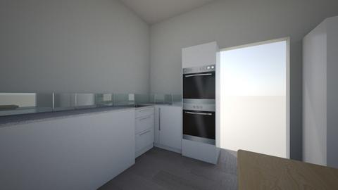 konyha 7 - Kitchen  - by bernardu79