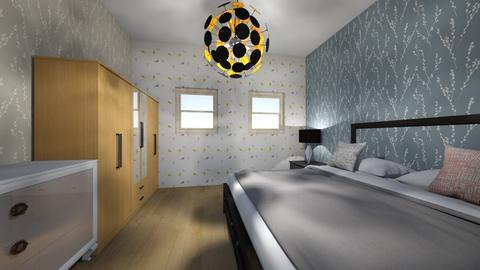 Sypialnia - Bedroom - by Viki20