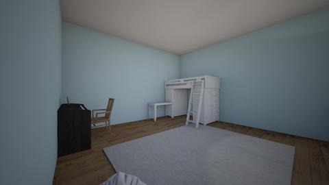 my bedroom - Kids room  - by awales