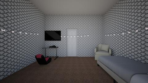 My dream room - Modern - Bedroom  - by lizliz229