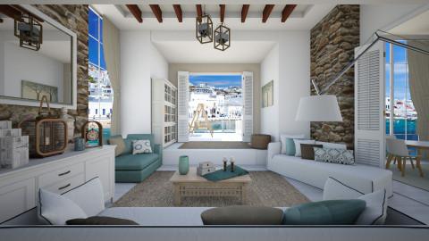 home  - Living room  - by Senia N