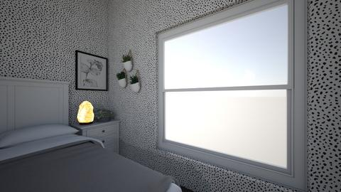bedroom for young parents - Bedroom  - by plutestw
