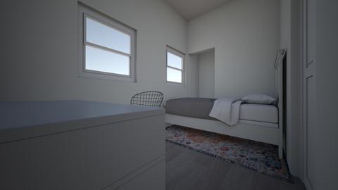 my new house kristens  - Bedroom - by erin_noelle06