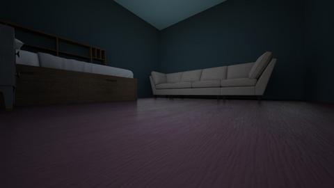 1 - Bedroom  - by elfnzzdmrkpp