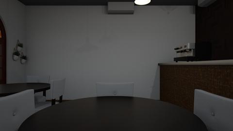 NORIA final - Dining room  - by Erieth Martinez