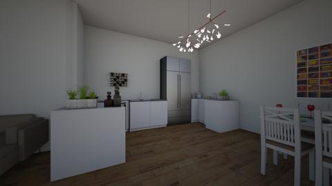 Giulia - Modern - Kitchen - by Giulia Riccio
