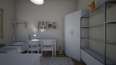 szafa narozna 1 - Kids room - by aska525