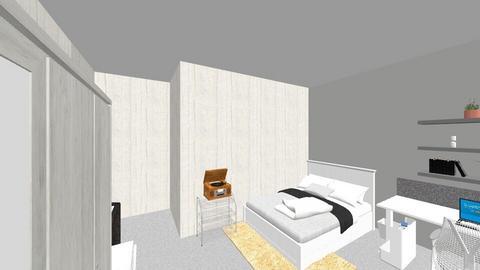 wickwar - Modern - Bedroom  - by abbiewebsterrrr