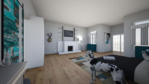 color bedroom  - Bedroom  - by Reese_Gannon