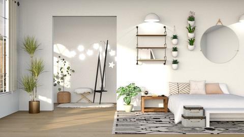 teen bedroom  - Bedroom  - by harassarah11