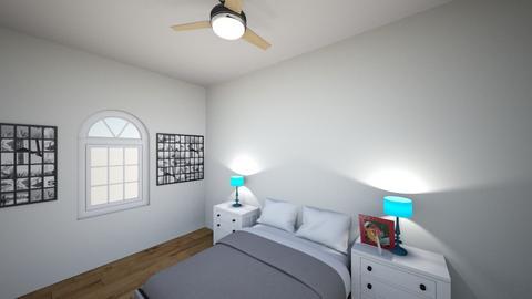 ye - Living room  - by neersarwal