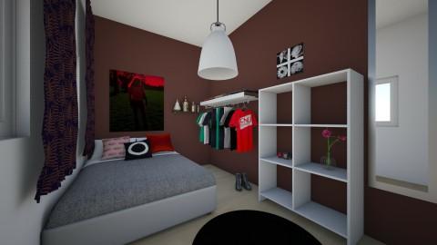 gjtgjd - Bedroom  - by Kataszabo
