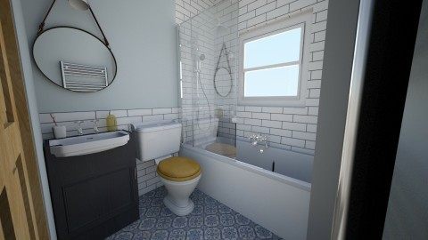 Bathroom 12 - Bathroom - by georgemayou