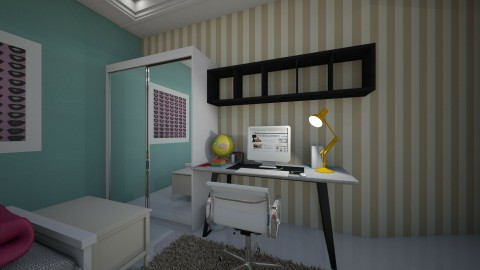 Room 4 - by Luana  Oliveira