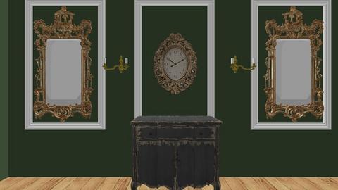 Queen Anne - Living room  - by annaaugustin