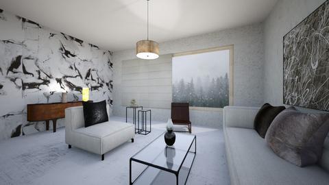 Living Room  - Modern - Living room  - by fatimaz