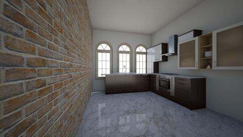 Angelika Nering - Classic - Kitchen - by neringangelika18