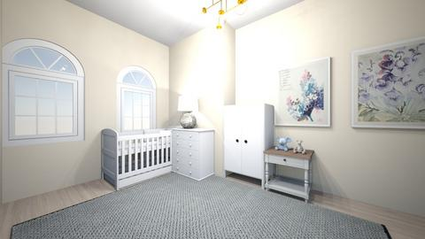new born baby room - Modern - Kids room  - by smithk68
