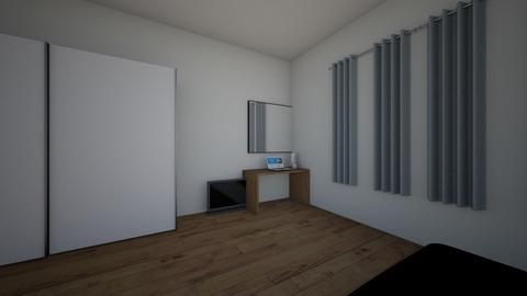 bedroom - by i_cinders