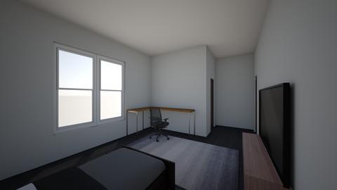soso al7lw - Living room - by s6o