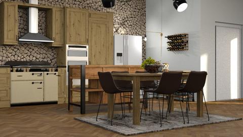 IP Artisan Kitchen - Kitchen  - by BortikZemec