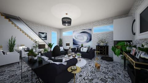 Georgia Living room - Modern - Living room - by Buffy7