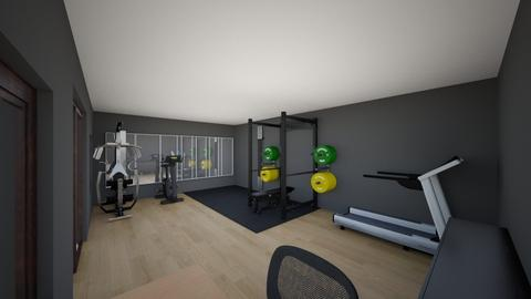 Gym - by bennweinberg