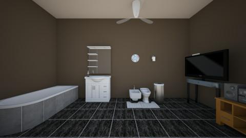 my bathroom - Bathroom - by XxXAb0OXxX GaMeR