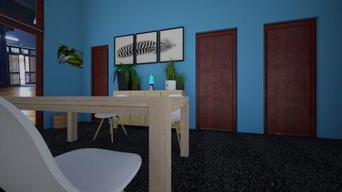 Group of 3 take 2 - Living room  - by launch calm space