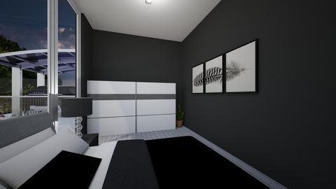 Mansion bedroom 2 - by saratevdoska