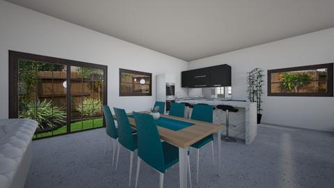 small house - Modern - by iz the biz