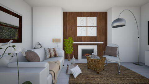 wplusw - Living room - by didi_