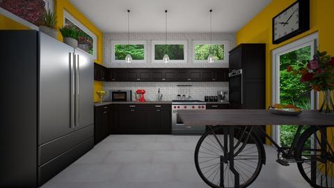 Moderne - Kitchen  - by VeroDale