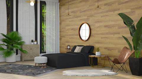 Tropicz - Bedroom  - by CitrusSunrise