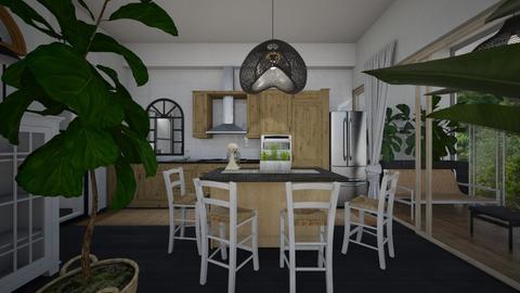 Nature_kitchen3 - Kitchen  - by lovasemoke