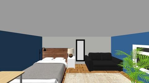 moj room - Classic - Bedroom  - by DreamerROFL
