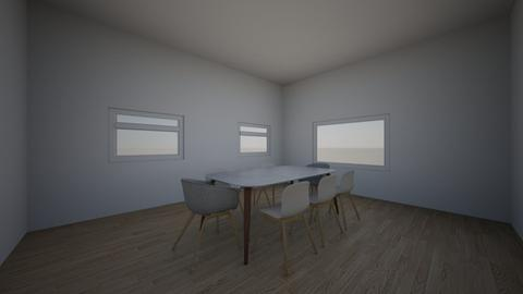 Organic - Dining room - by pthai