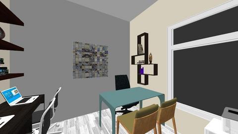 Escenario 6 - Office  - by Marielablz06